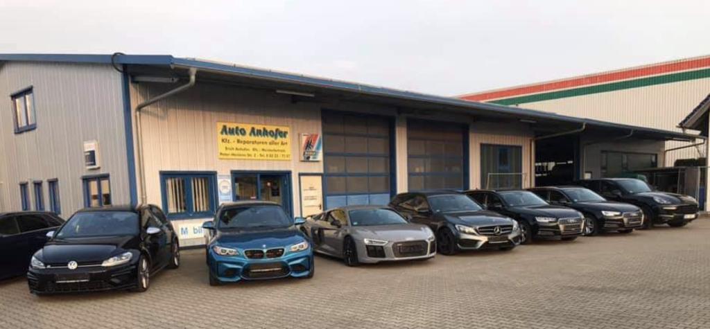 Fahrzeugverkauf Auto Anhofer Burgau